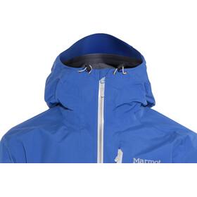 Marmot Speed Jas Heren blauw